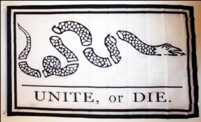 UNITE OR DIE - 5 X 3 FLAG